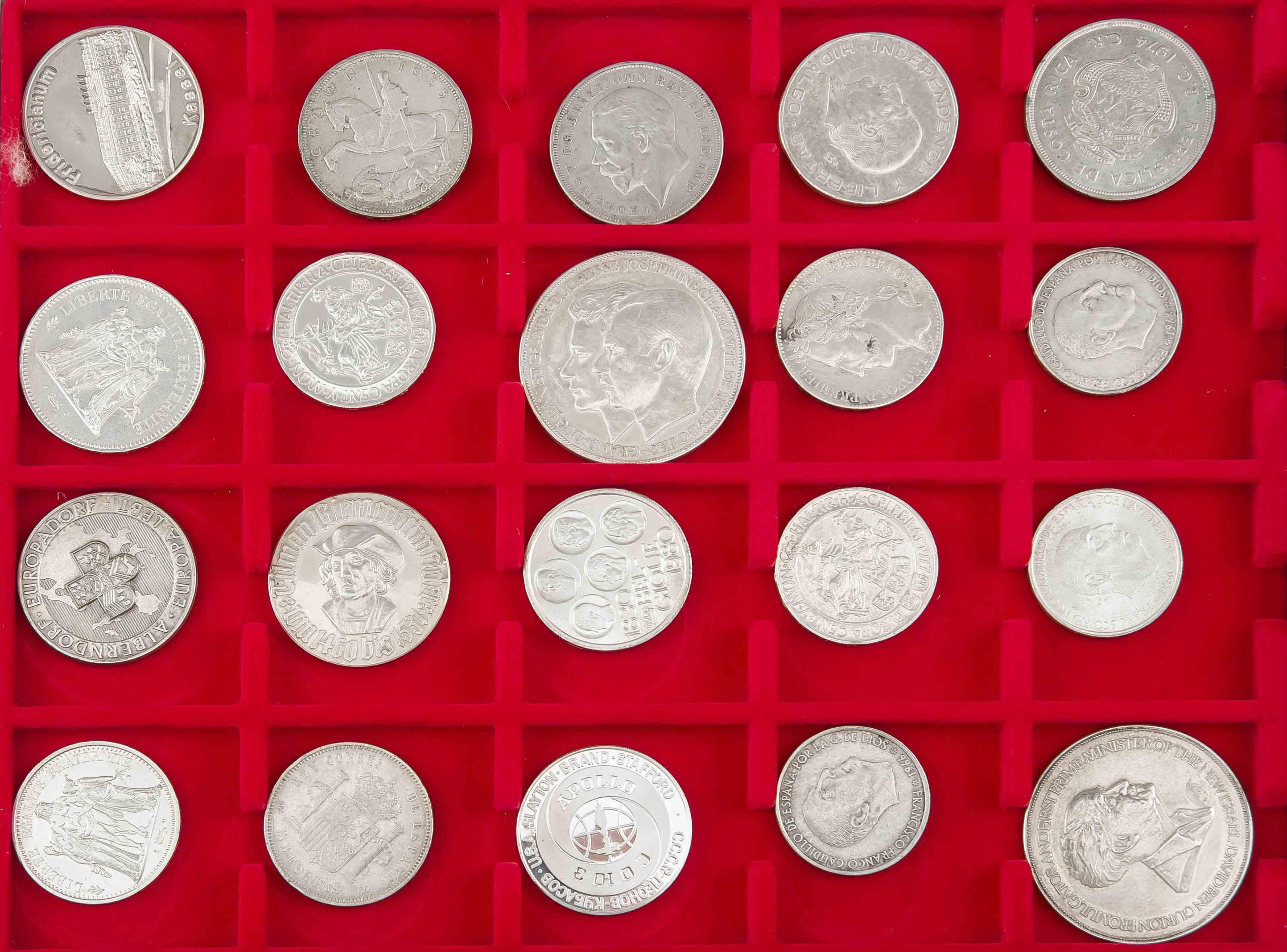 20 Münzen Und Medaillen 19 Lotsearchde