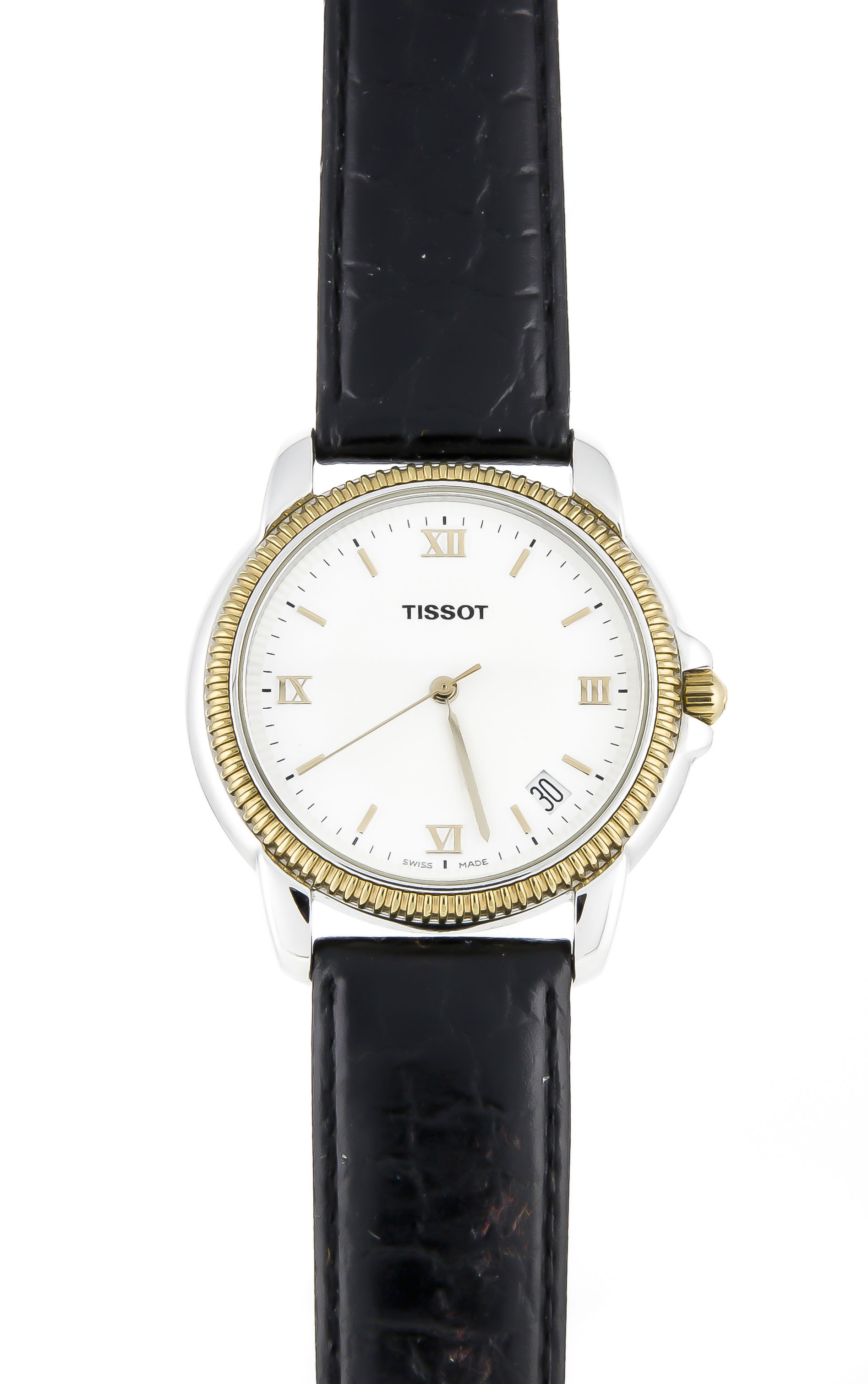 Herrenuhr Tissot Seastar, Automatik bicolor, Mod auctions