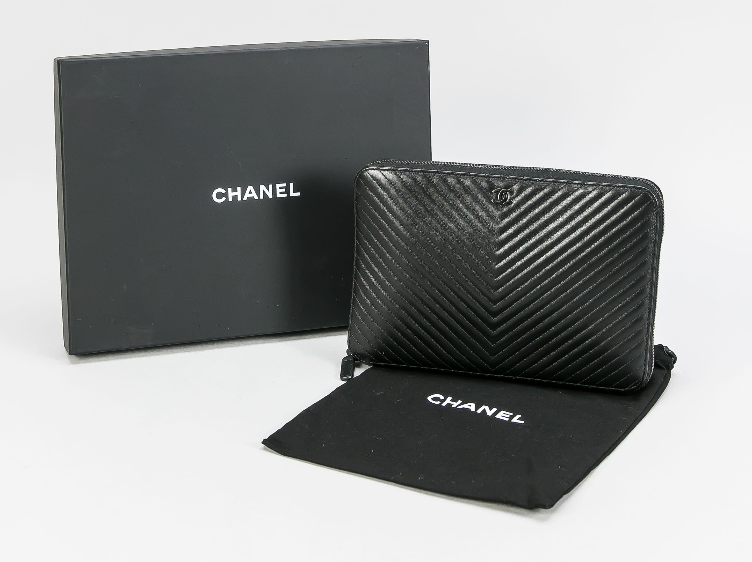 Chanel Black 16c Leather Slingbacks Eu 37 Pumps Size US 7