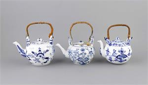 china purpur teekanne